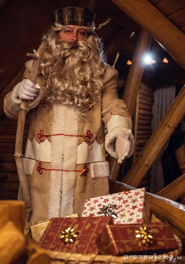 Najem dedka Mraza